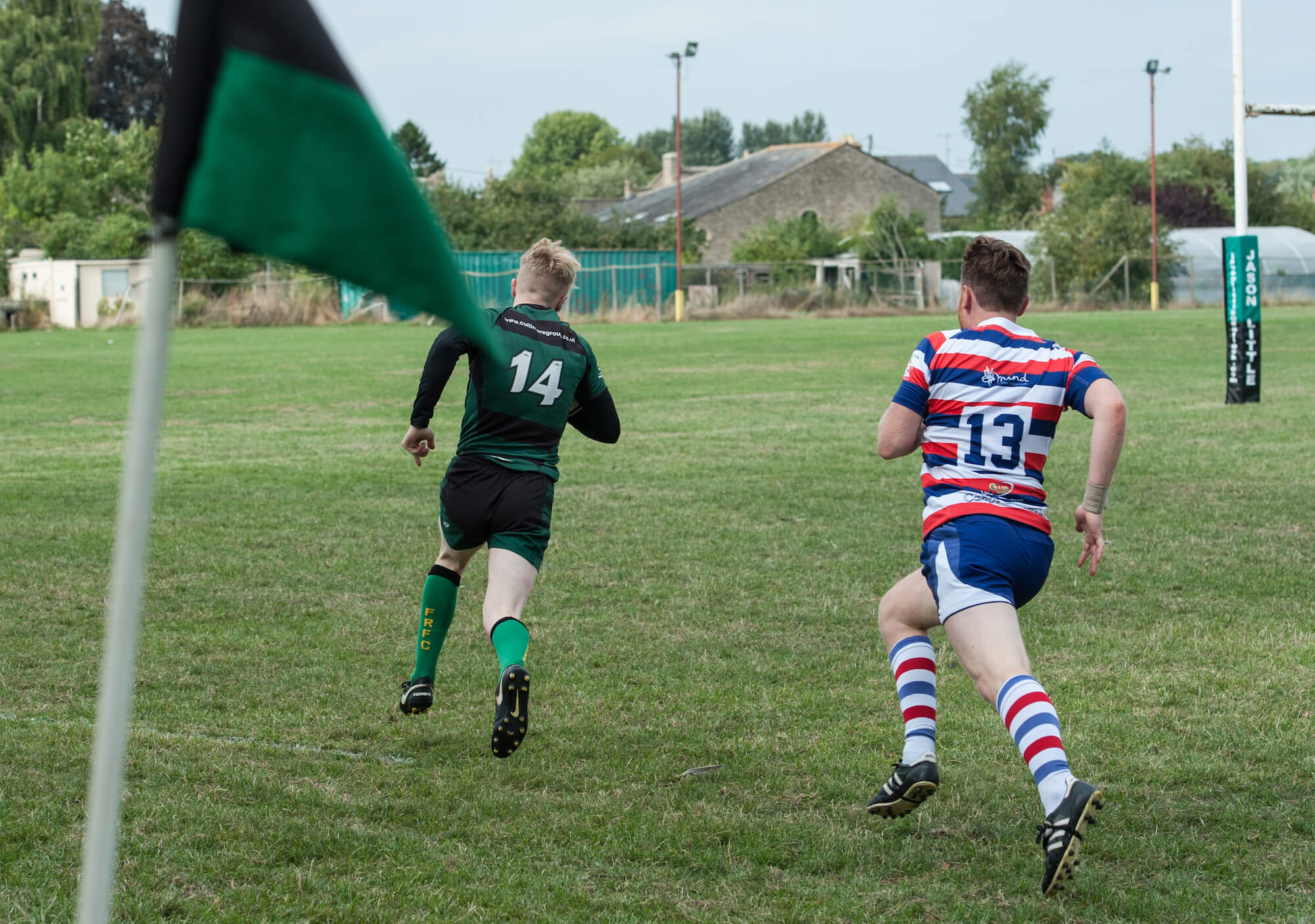 Report: Old Colstonians 20 Fairford 43